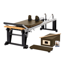Load image into Gallery viewer, Merrithew Rehab V2 Max™ Reformer Bundle bronze