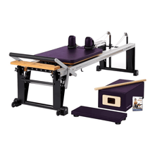 Load image into Gallery viewer, Merrithew Rehab V2 Max™ Reformer Bundle concord purple