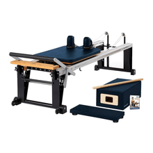 Load image into Gallery viewer, Merrithew Rehab V2 Max™ Reformer Bundle imperial blue