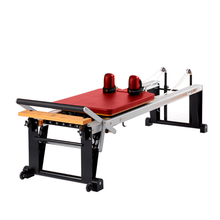 Load image into Gallery viewer, Merrithew Rehab V2 Max™ Reformer dark cherry