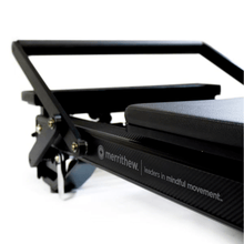Load image into Gallery viewer, Merrithew SPX® Max Reformer with Vertical Stand and HPGB Bundle (Onyx)