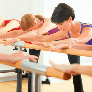 women using Merrithew Stability Barre™