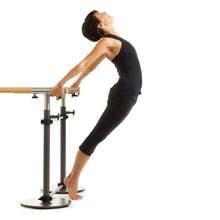 Load image into Gallery viewer, woman using Merrithew Stability Barre™