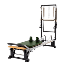 Load image into Gallery viewer, Merrithew V2 Max Plus™ Reformer yew green