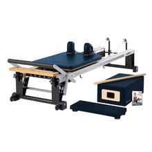 Load image into Gallery viewer, Merrithew V2 Max™ Reformer Bundle imperial blue