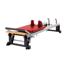 Load image into Gallery viewer, Merrithew V2 Max™ Reformer dark cherry