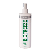 Load image into Gallery viewer, PMT Biofreeze Pain Relief Gel spray 16 oz