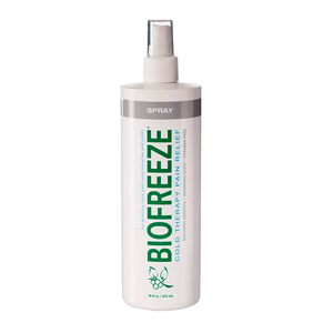 PMT Biofreeze Pain Relief Gel spray 16 oz