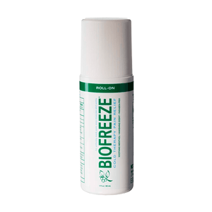 PMT Biofreeze Pain Relief Gel roll on 3 oz
