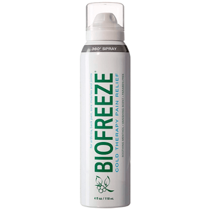 PMT Biofreeze Pain Relief Gel spray 4 oz