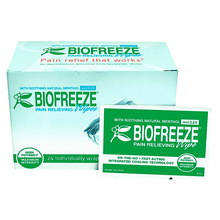 Load image into Gallery viewer, PMT Biofreeze Pain Relief Gel box