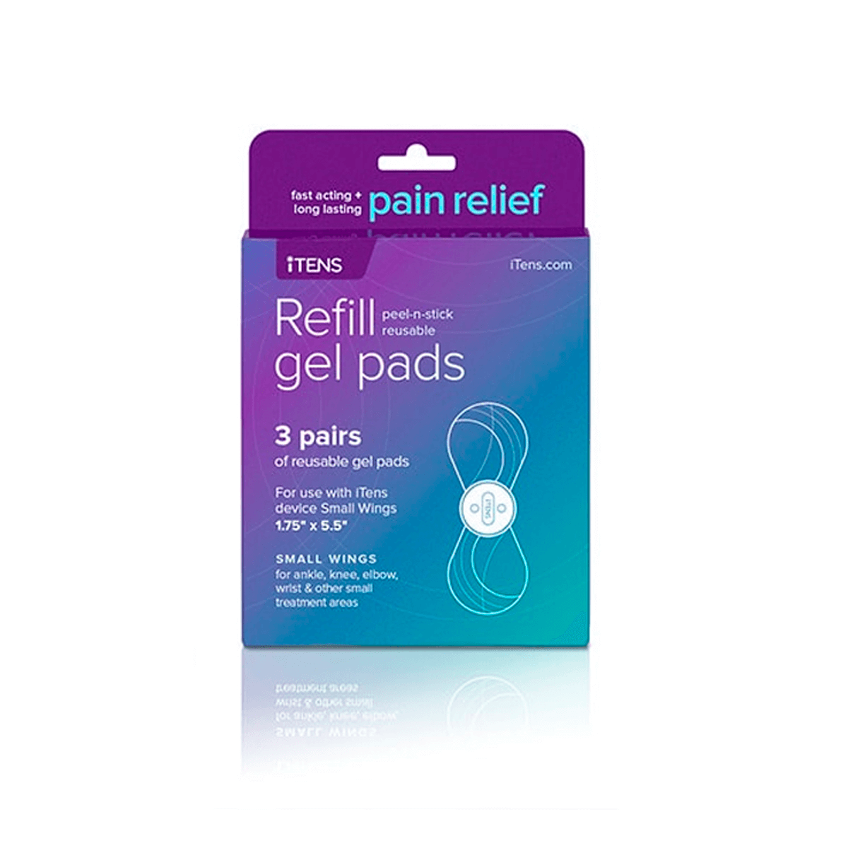 PMT Gel Pads - 3 sets small