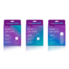 Load image into Gallery viewer, PMT Gel Pads - 3 sets