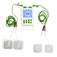 Load image into Gallery viewer, PMT Medical Ultima OTC TENS Unit - Electric Muscle Contraction Stimulator for Pain Relief white