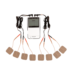 PMT Quad Stim-plus (4-channel digital TENS/EMS)