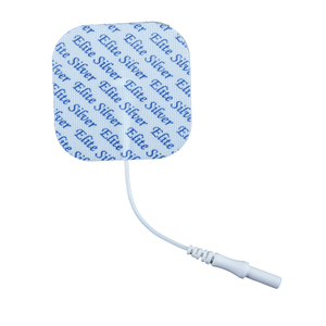 PMT Soft-Touch Silver Electrodes Tricot Back (Tyco Gel) 2x2