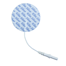Load image into Gallery viewer, PMT Soft-Touch Silver Electrodes Tricot Back (Tyco Gel) 3 round
