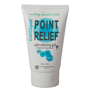 Point Relief® ColdSpot™ Lotion gel tube