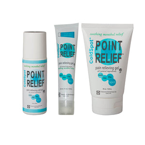 Point Relief® ColdSpot™ Lotion