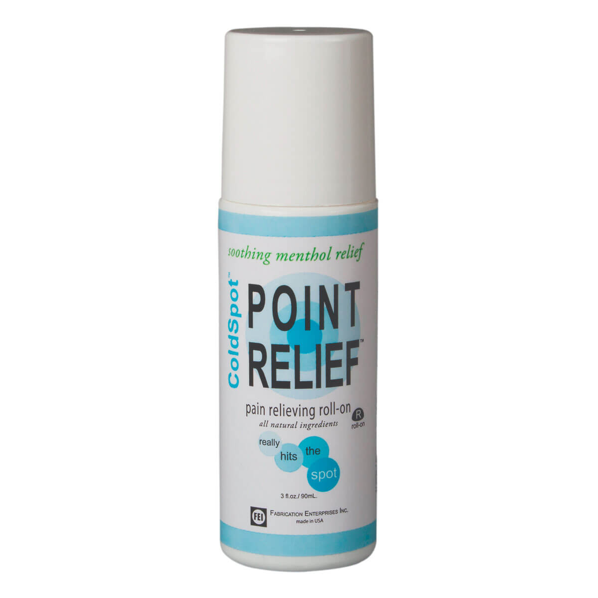 Point Relief® ColdSpot™ Lotion roll-on