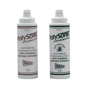 Polysonic® Ultrasound Lotion - 250ml (8.5oz) Bottle