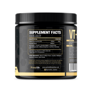 Prime Life Nutrition VT-Force