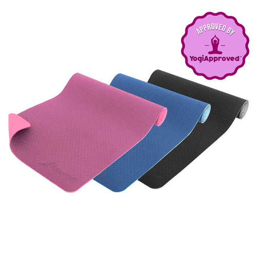 ProSource Natura TPE Reversible Yoga Mat 1/4