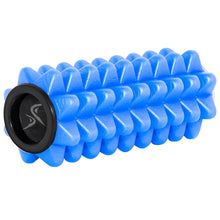 "Load image into Gallery viewer, Prosource Mini Spike Massage Roller - 6"" x 3"" blue"