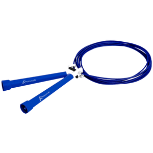 Prosource Speed Jump Rope with Adjustable Length blue