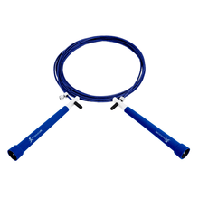 Load image into Gallery viewer, Prosource Speed Jump Rope with Adjustable Length blue