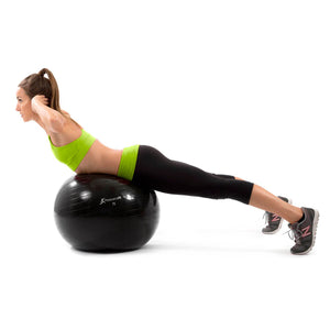 Prosource Stability Exercise Ball with Foot Air Pump 75cm