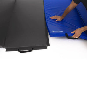 Prosource Tri-Fold Thick Folding Exercise Mat 6 x 4 x 2