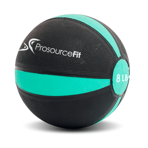 Prosource Weighted Medicine Ball for Full Body Workouts 8lb