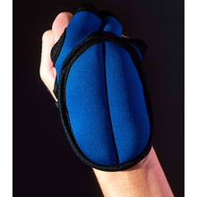 Load image into Gallery viewer, Prosource Weighted Neoprene Gloves - Pair of 1 lb each blue