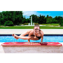 "Load image into Gallery viewer, Prosource Yoga Exercise Pilates Mats 3/16"" (5mm thick) - Printed Design tao"