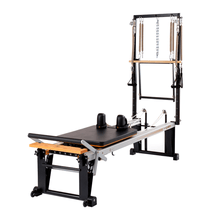 Load image into Gallery viewer, Rehab V2 Max Plus™ Reformer black