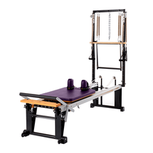 Load image into Gallery viewer, Rehab V2 Max Plus™ Reformer concord purple