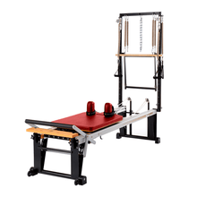 Load image into Gallery viewer, Rehab V2 Max Plus™ Reformer dark cherry