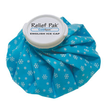 Load image into Gallery viewer, Relief Pak® English Ice Cap - Reusable Ice Bag 11""