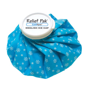 Relief Pak® English Ice Cap - Reusable Ice Bag