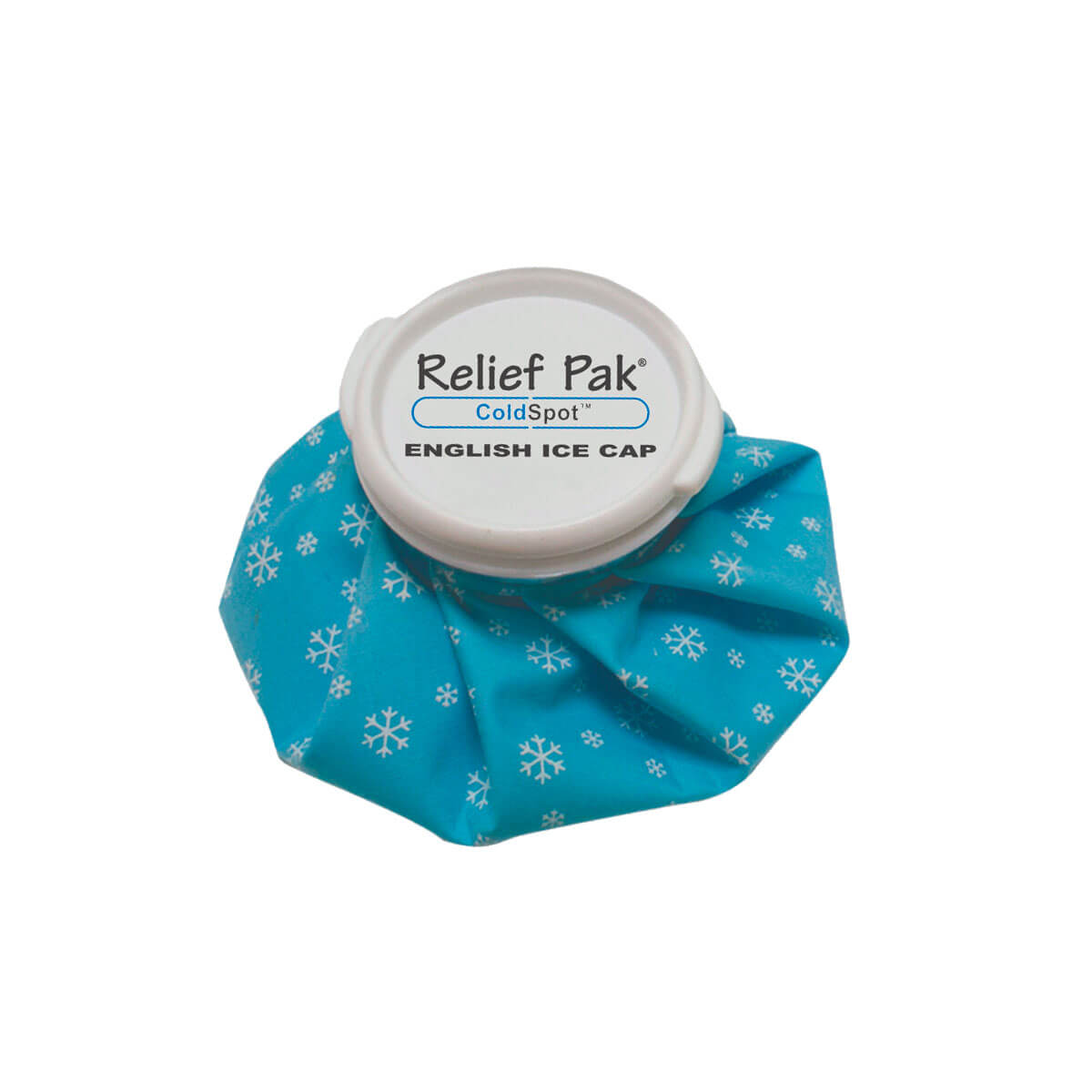 Relief Pak® English Ice Cap - Reusable Ice Bag 6