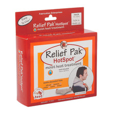 Load image into Gallery viewer, Relief Pak® HotSpot® Moist Heat Pack