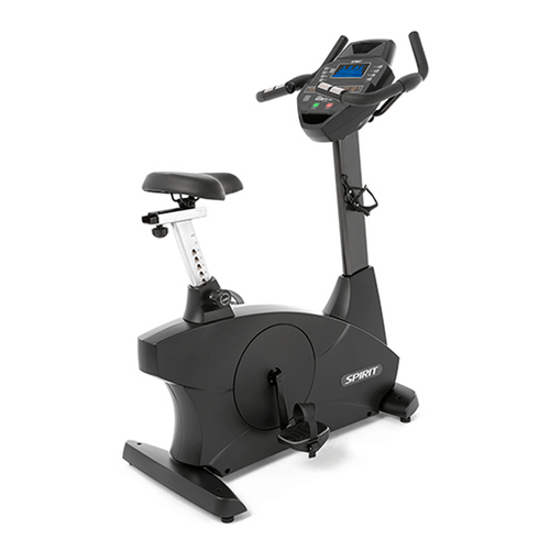 Black Spirit CU800 Upright Fitness Bike