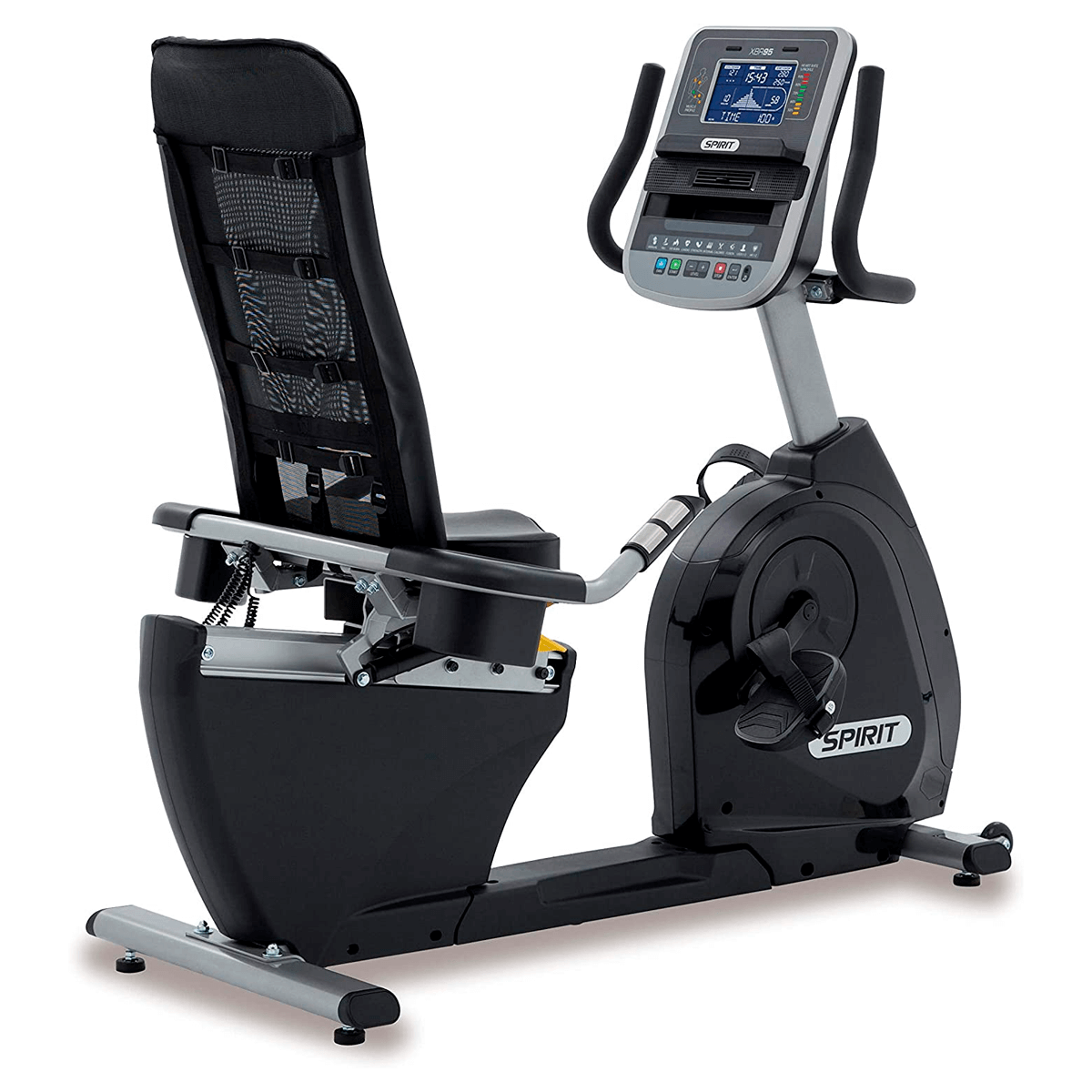 Spirit XBR95 Semi-Recumbent Bike