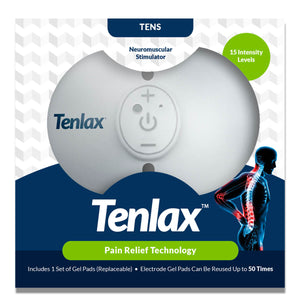 Tenlax TENS Neuromuscular Electrical Stimulator Device 2