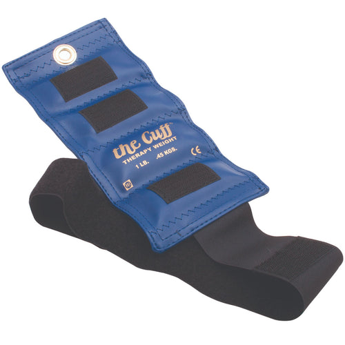 The Cuff® Original Ankle and Wrist Weight - 1 lb - Blue