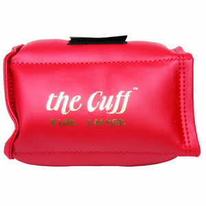 The Cuff® Original Ankle and Wrist Weight - 8 lb - Red 1