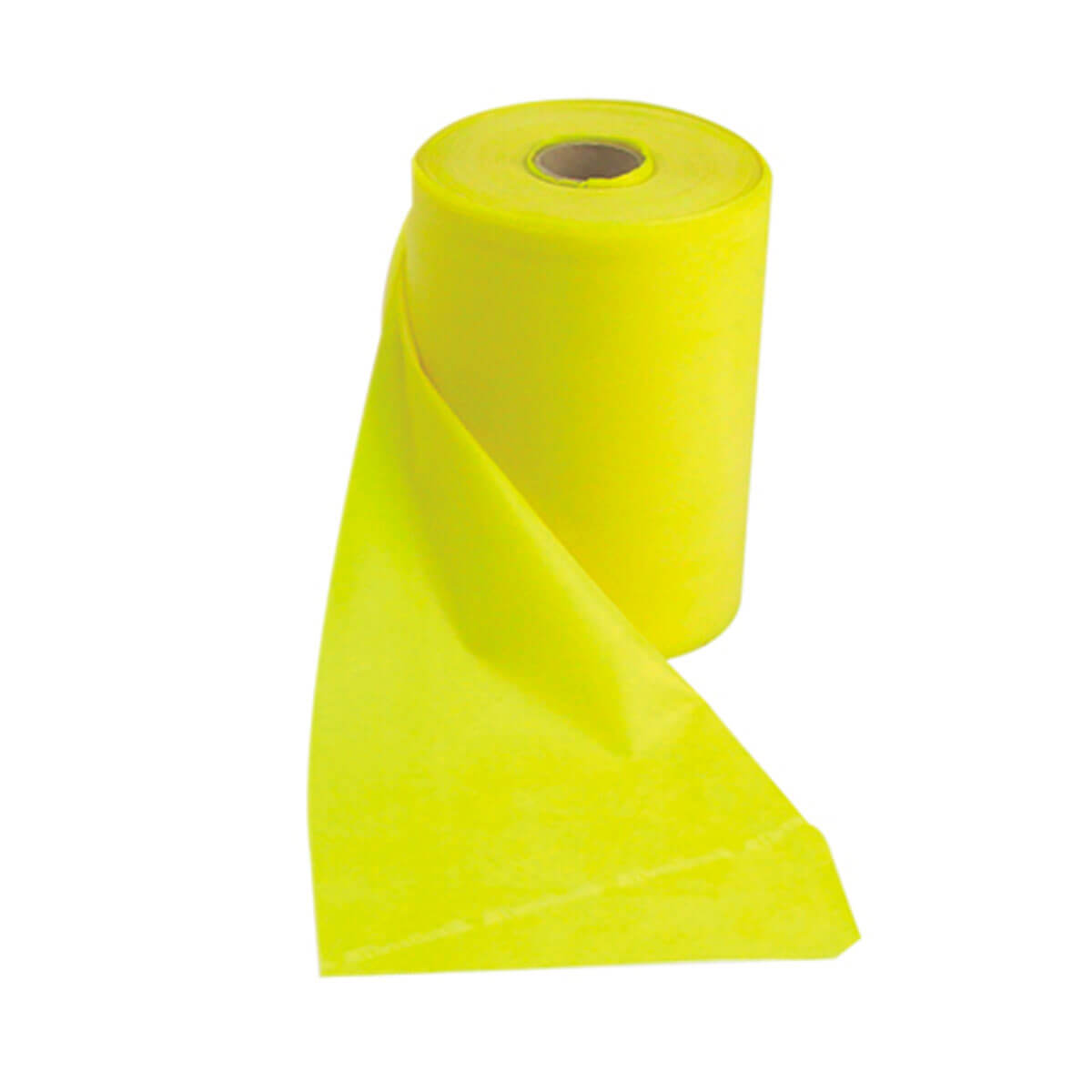 TheraBand® Latex-Free Resistance Exercise Band - 50 Yard Roll yellow