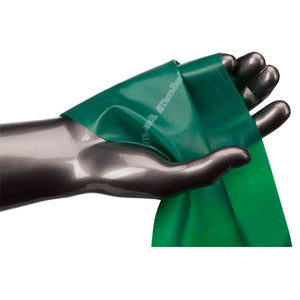 TheraBand® Latex Resistance Exercise Band - 50 Yard Roll green
