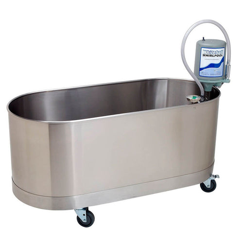 Whitehall Low Boy Mobile Whirlpool L-75-M - 75 gallon